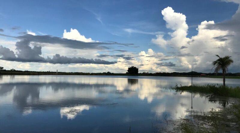 Il lago di Collegno si trova in Brasile