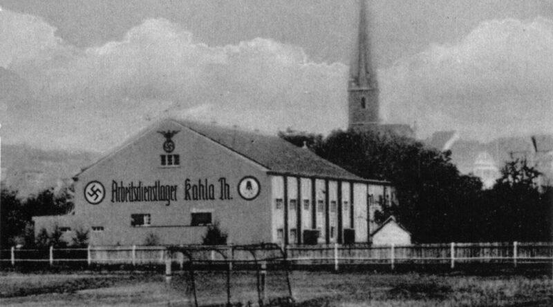 Cinque collegnesi prigionieri nella fabbrica di Kalha
